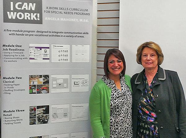 Angie & Karen